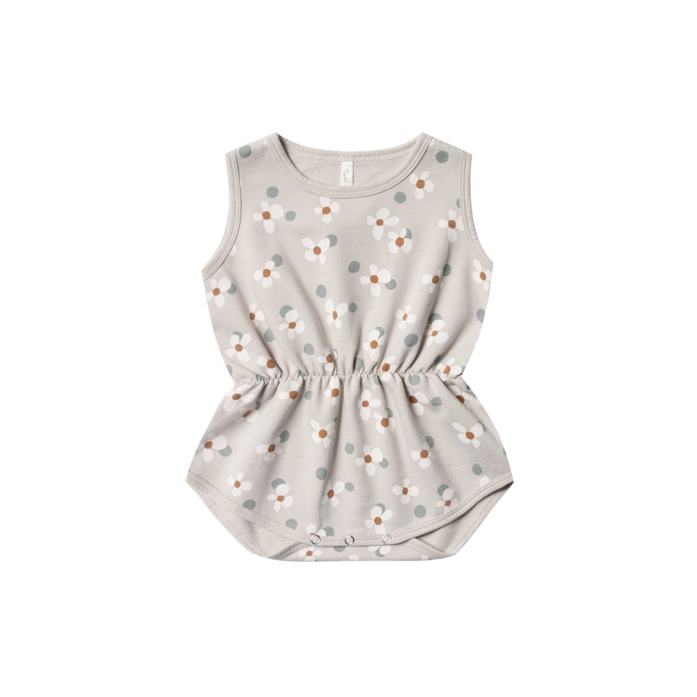 【20%OFF】dotty flowers playsuit img