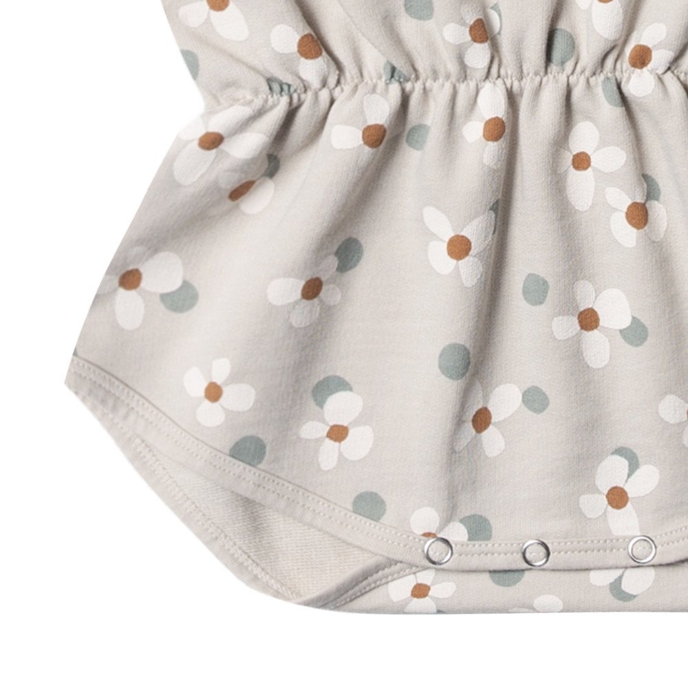 【20%OFF】dotty flowers playsuit img2