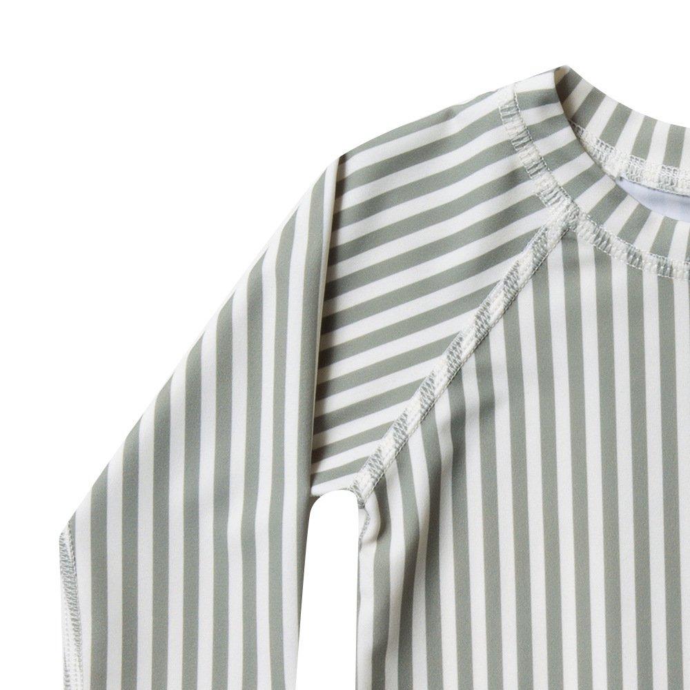 【20%OFF】stripe rashguard img1