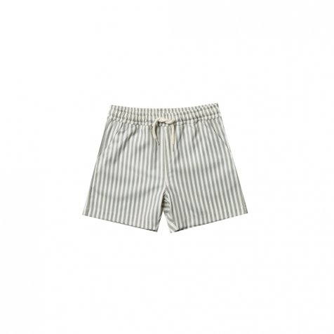 stripe boardshort