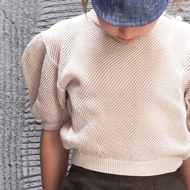 【17日14時販売開始】Mimi Knit Top Milk img9