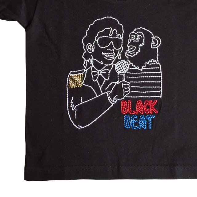 BLACKBEAT T-Shirt black img2