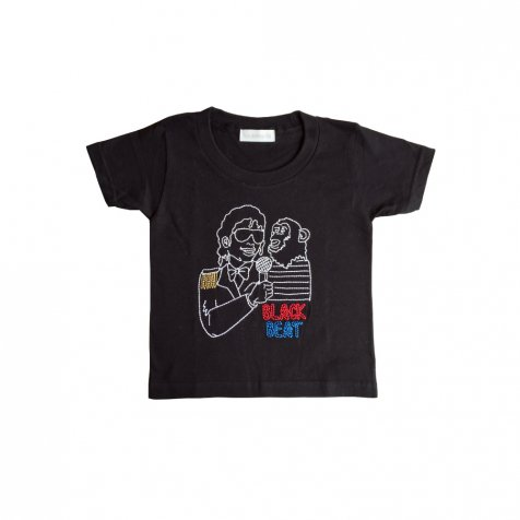 BLACKBEAT T-Shirt black