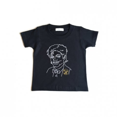 KING OF POP T-Shirt black