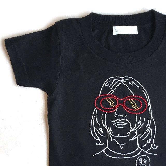 NEVER MIND T-Shirt black img1