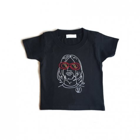 NEVER MIND T-Shirt black