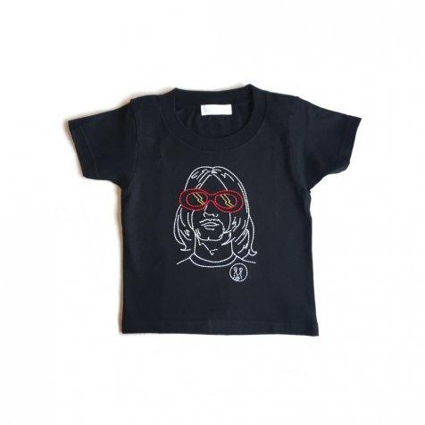 NEVER MIND T-Shirt black