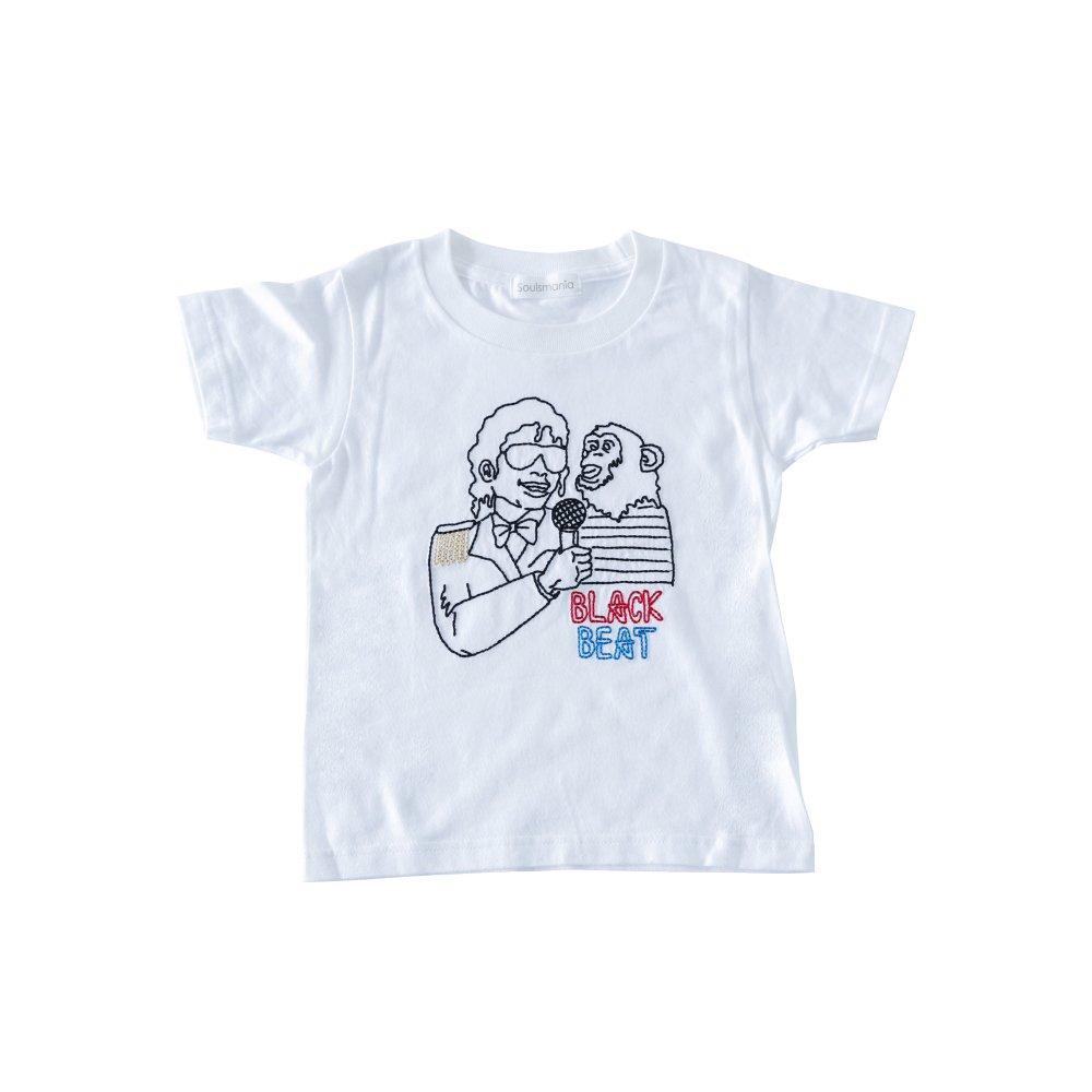 【大人サイズオーダー受付・未定】BLACKBEAT T-Shirt white img