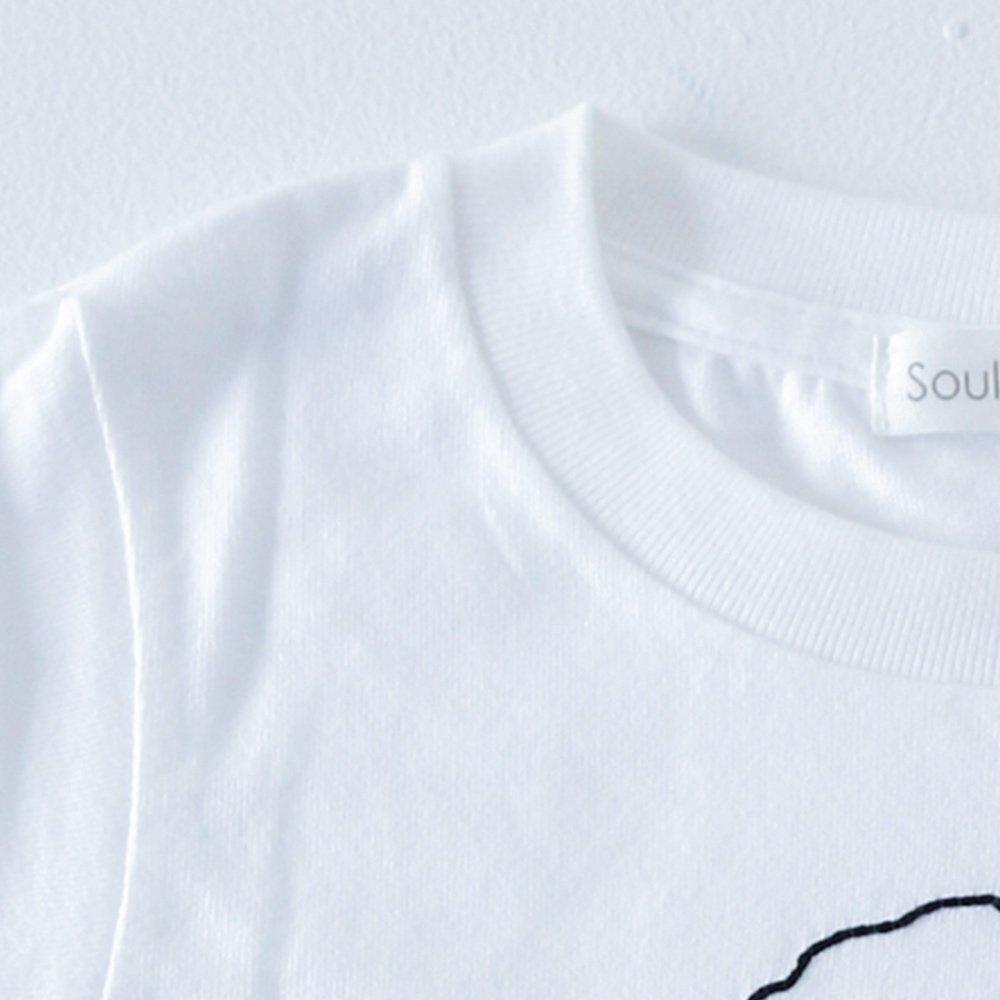 【大人サイズオーダー受付・未定】BLACKBEAT T-Shirt white img2