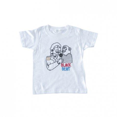 【大人サイズオーダー受付・5/14まで】BLACKBEAT T-Shirt white