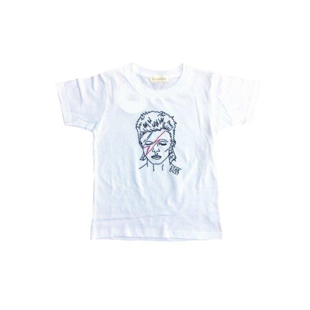 【大人サイズオーダー受付・未定】STAR DUST T-Shirt white img
