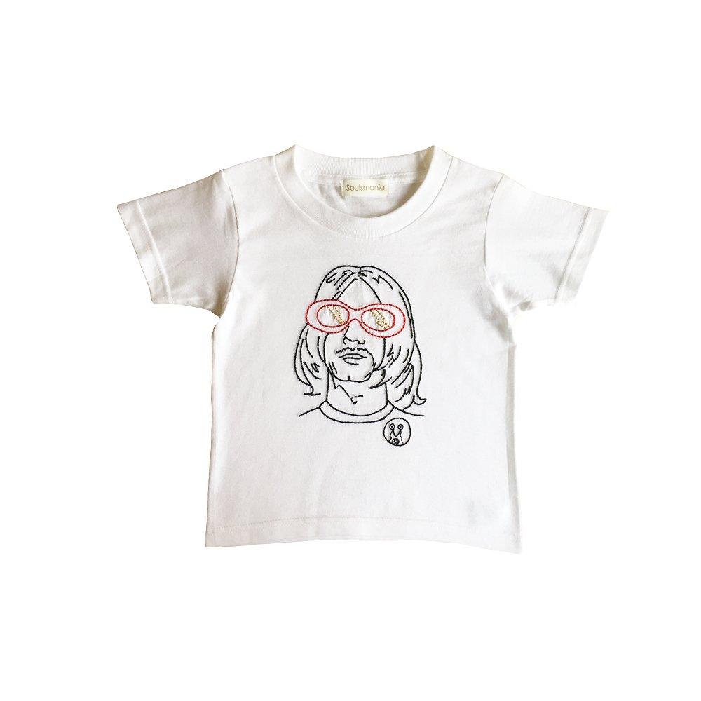 【大人サイズオーダー受付・未定】NEVER MIND T-Shirt white img