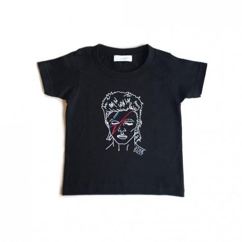 【大人サイズオーダー受付・5/14まで】STAR DUST T-Shirt black