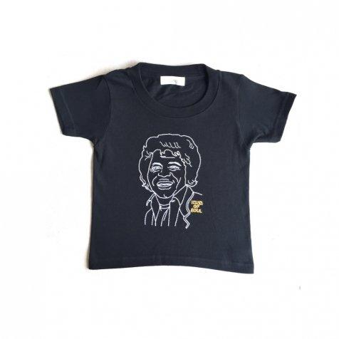 【大人サイズオーダー受付・5/14まで】KING OF SOUL T-Shirt black