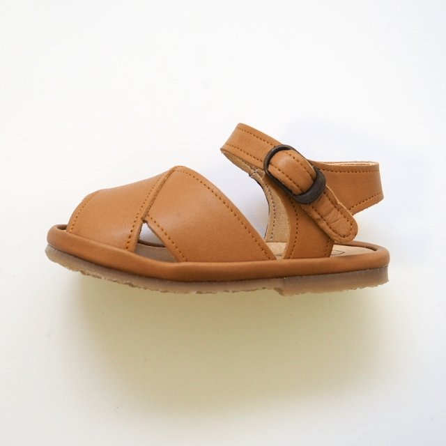 Cross Sandal CAMEL img3