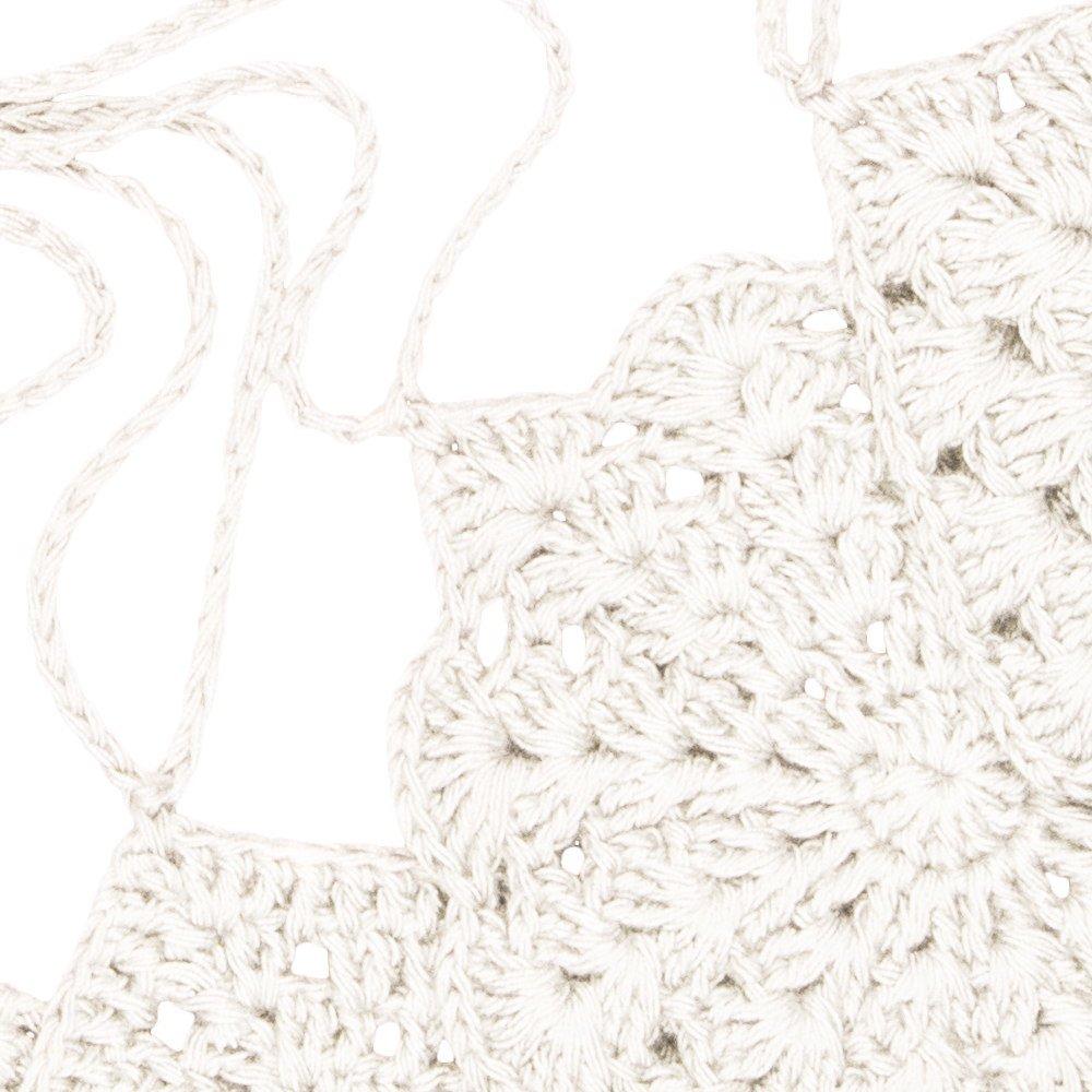 Crochet Garland Natural img2