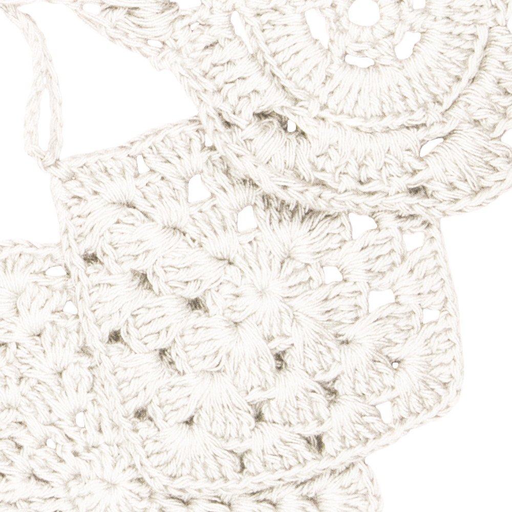 Crochet Garland Natural img3