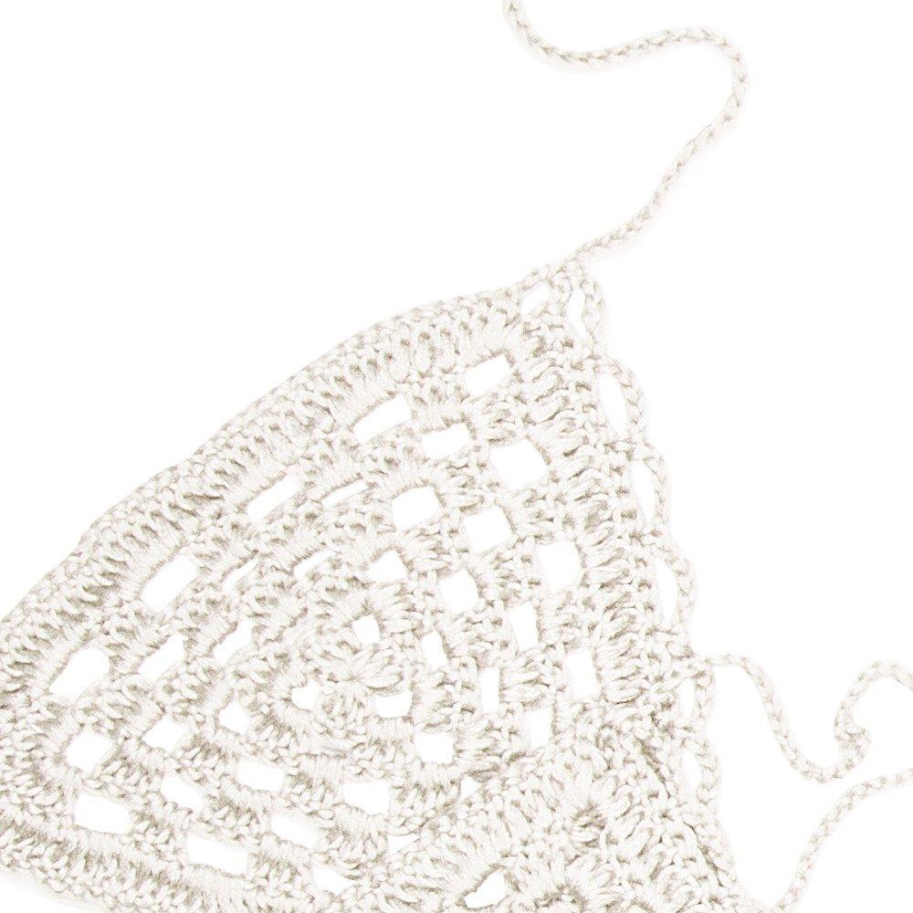 bunting garland Crochet S000 Natural img3