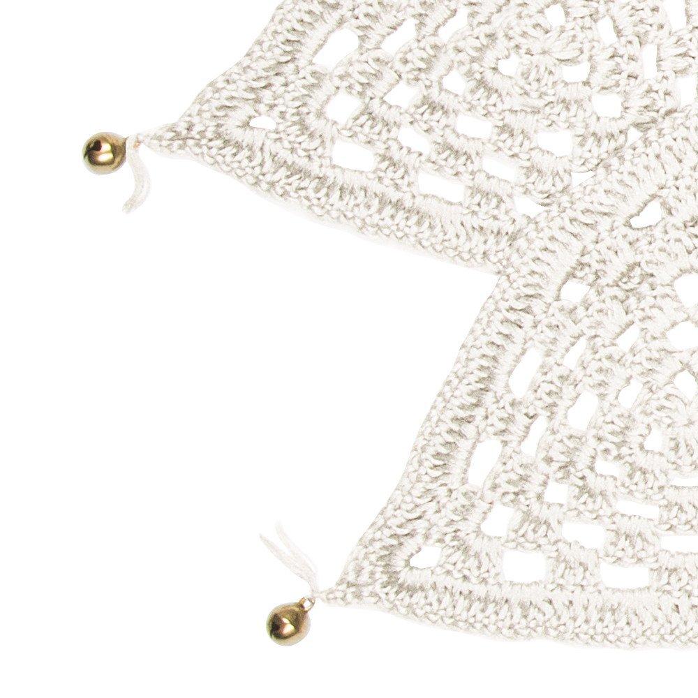 bunting garland Crochet S000 Natural img4