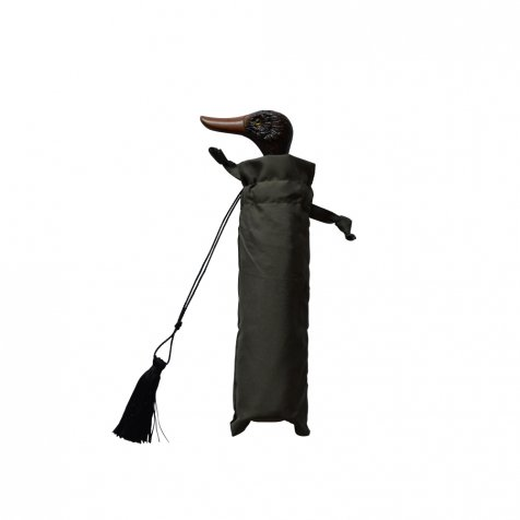 folding umbrella 晴雨兼用折りたたみ傘 duck kahki