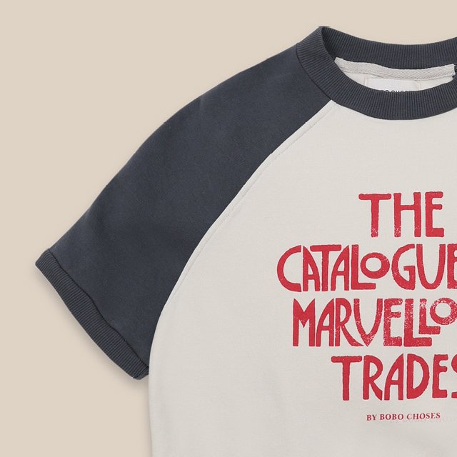 No.22001026 Catalogue Of Marvellous Trades Sweatshirt img1