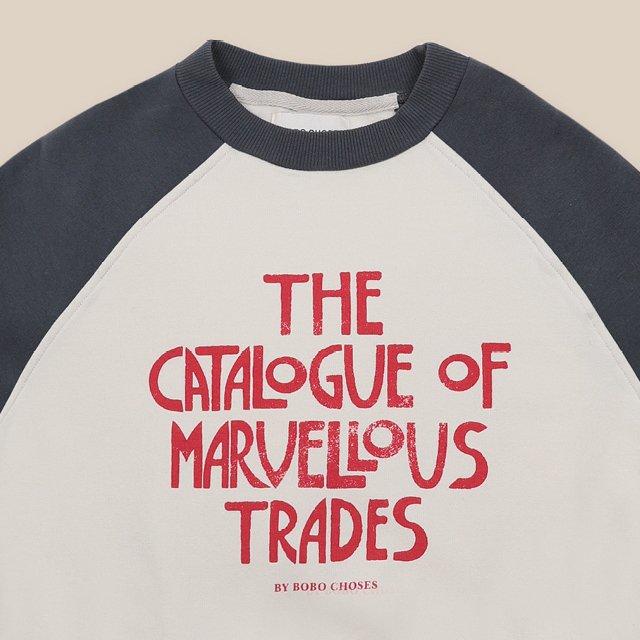 No.22001026 Catalogue Of Marvellous Trades Sweatshirt img3