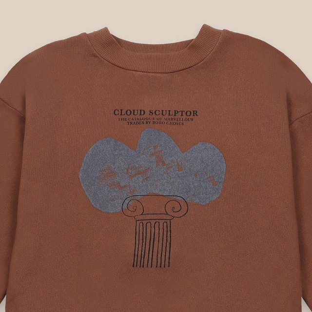No.22001035 Cloud Sculptor Sweatshirt img3