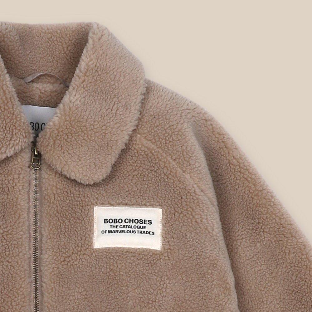 No.22001163 Catalogue Of Marvellous Trades Sheepskin Bomber img2