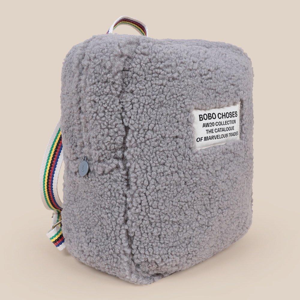 No.22011019 Sheepskin Schoolbag img2