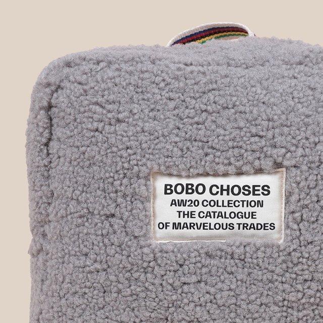 No.22011019 Sheepskin Schoolbag img3