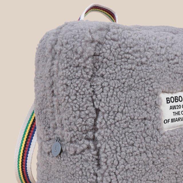 No.22011019 Sheepskin Schoolbag img5