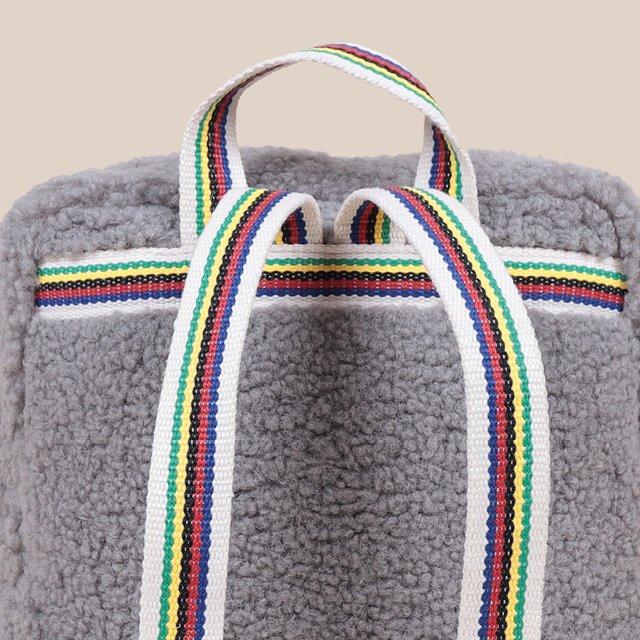 No.22011019 Sheepskin Schoolbag img6
