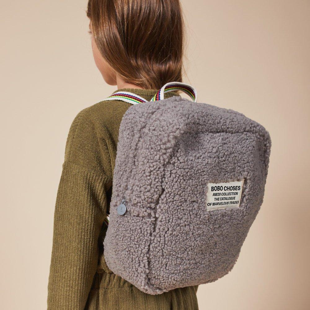 No.22011019 Sheepskin Schoolbag img7