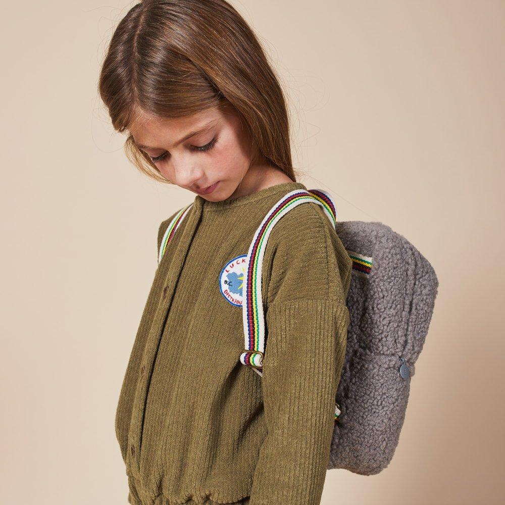 No.22011019 Sheepskin Schoolbag img8