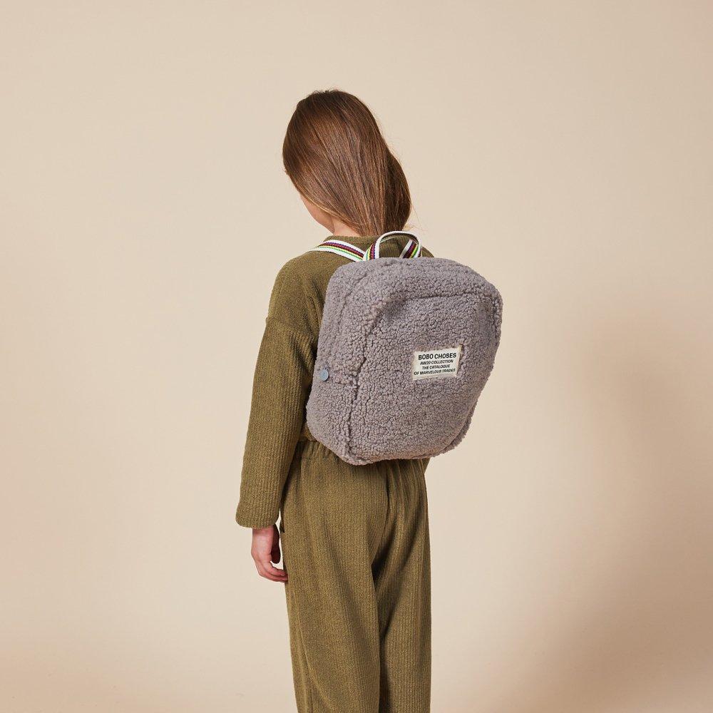 No.22011019 Sheepskin Schoolbag img9