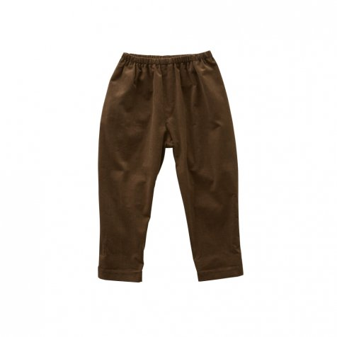 【20%OFF】corduroy pants brown