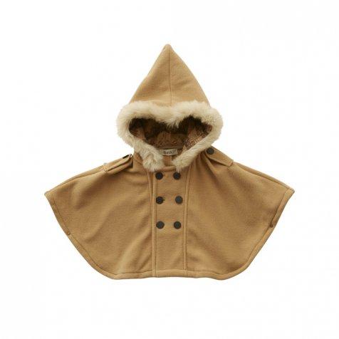 freece baby cape beige