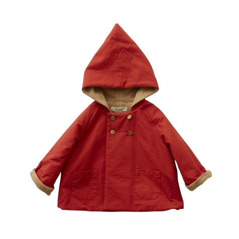【20%OFF】elf coat red