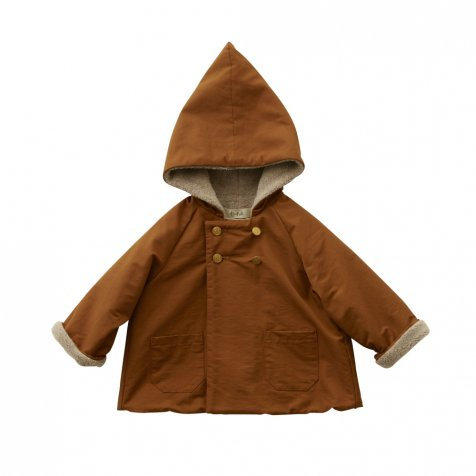elf coat brown