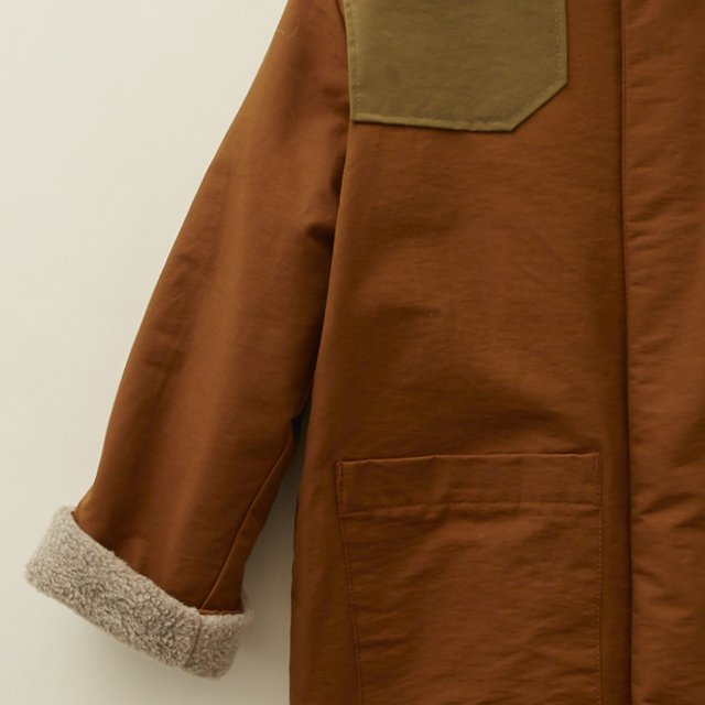 high lander coat brown img2