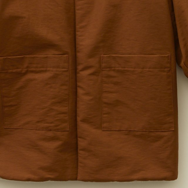 high lander coat brown img3