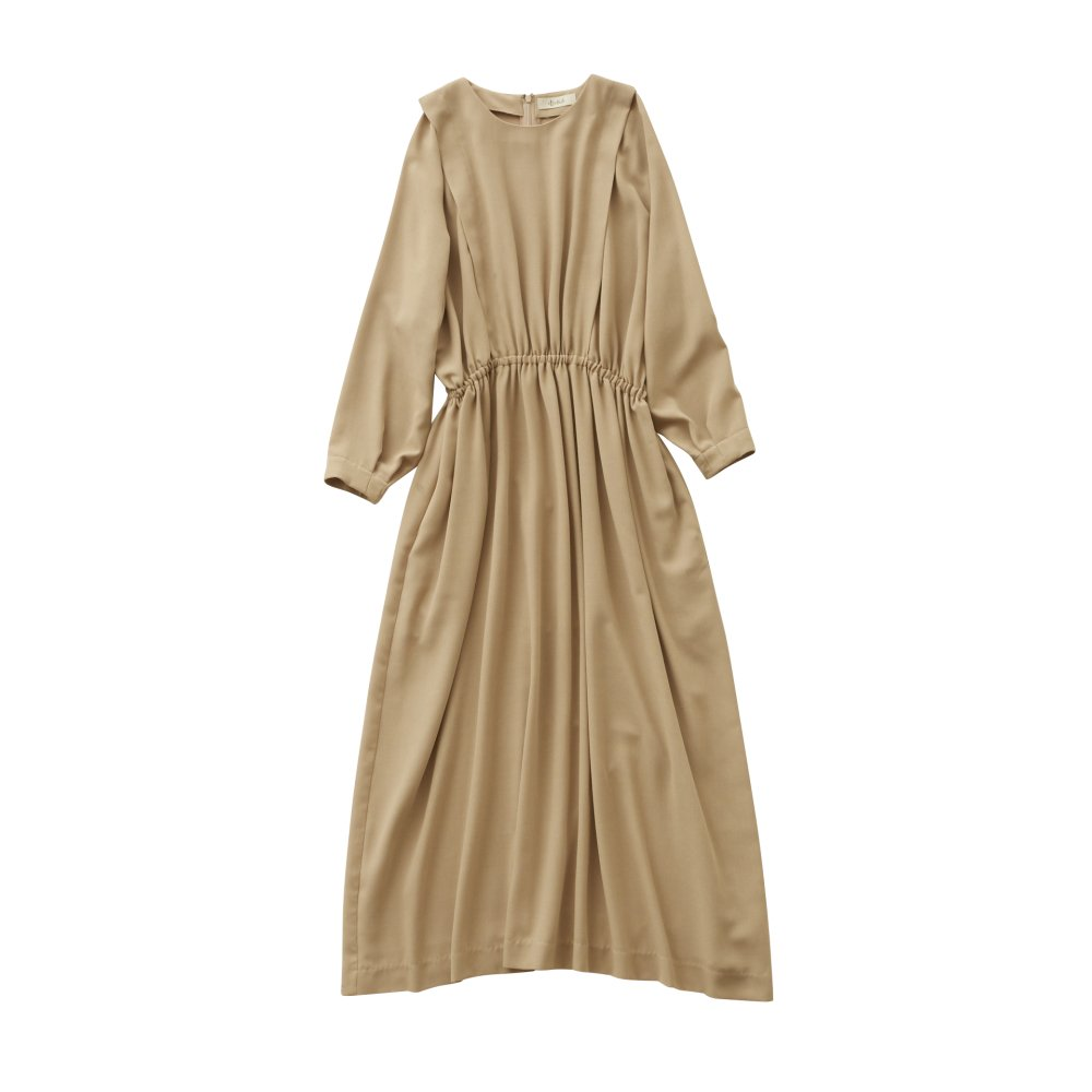 【20%OFF】witch long dress -adult- beige img