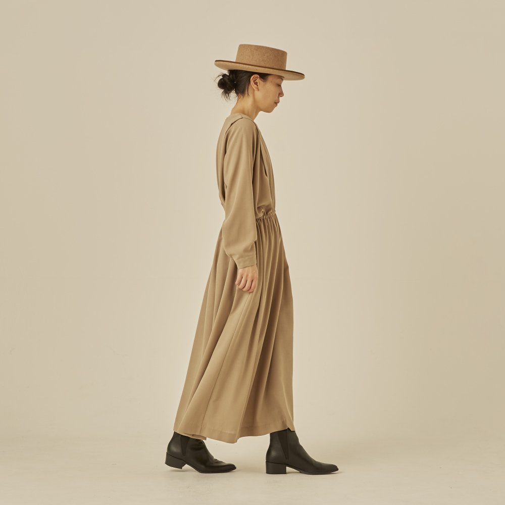 【20%OFF】witch long dress -adult- beige img5