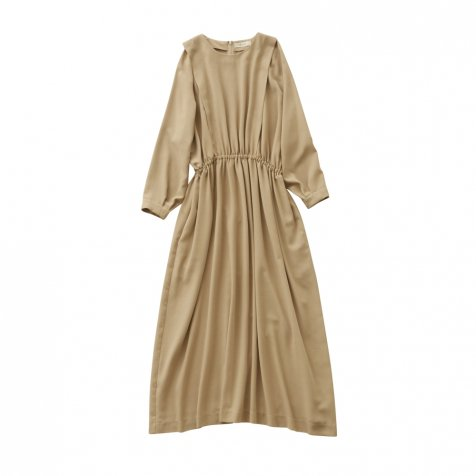 witch long dress -adult- beige