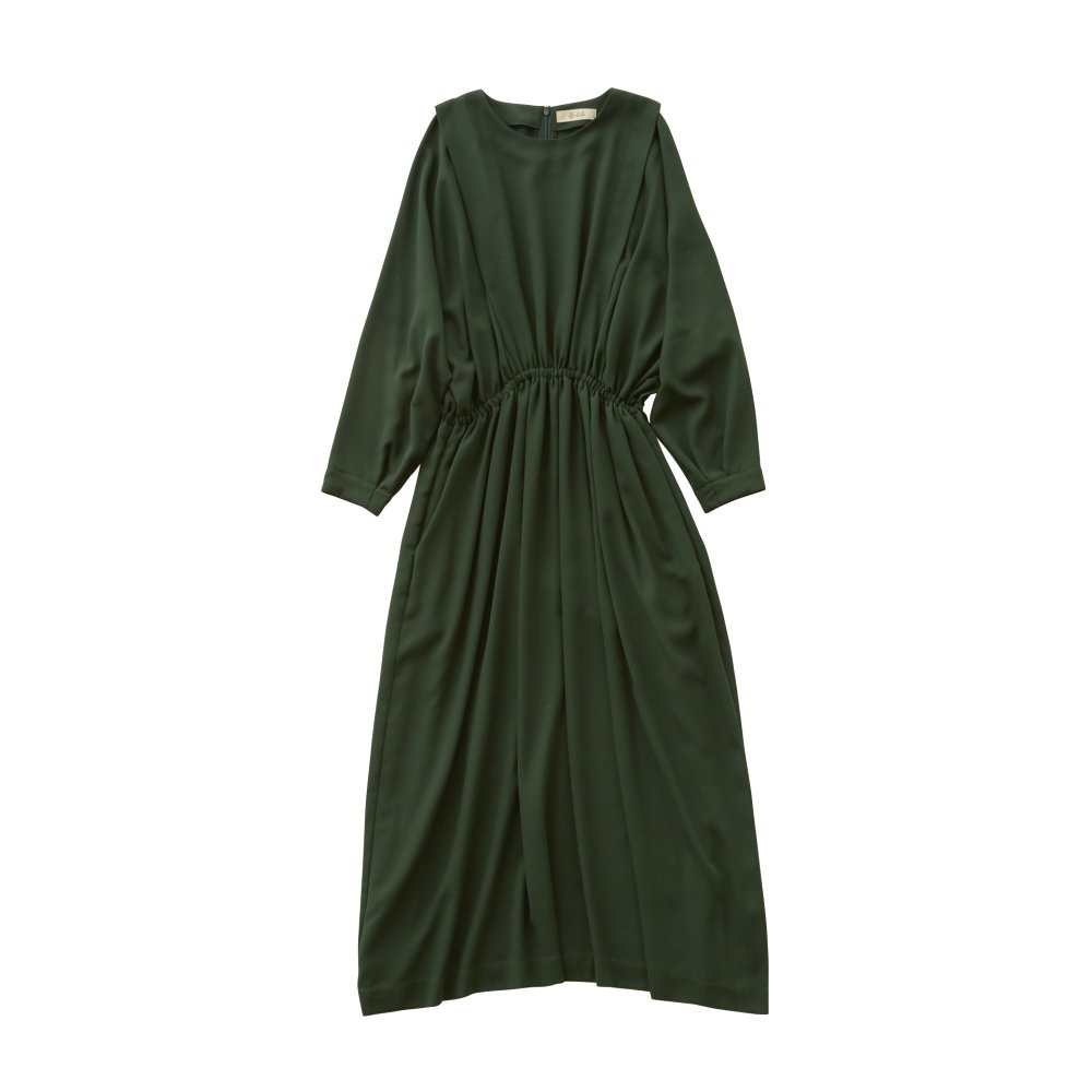 【20%OFF】witch long dress -adult- green img