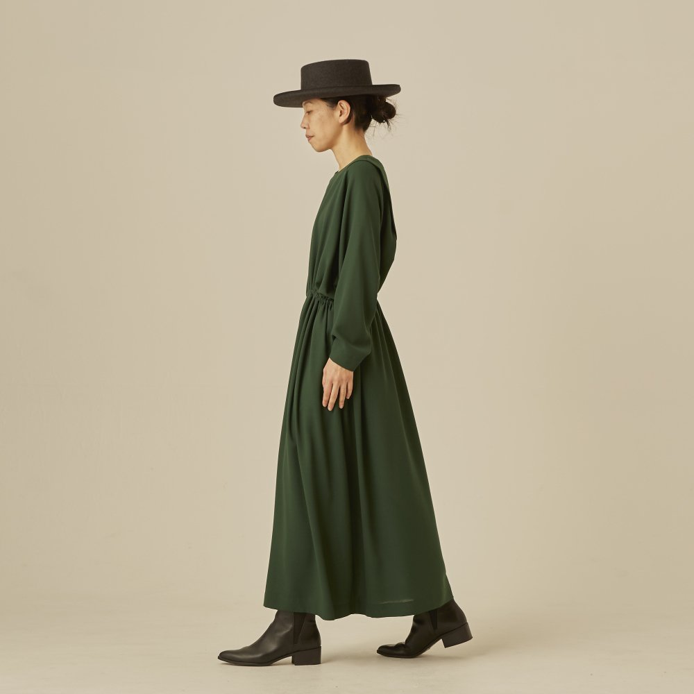 【20%OFF】witch long dress -adult- green img6