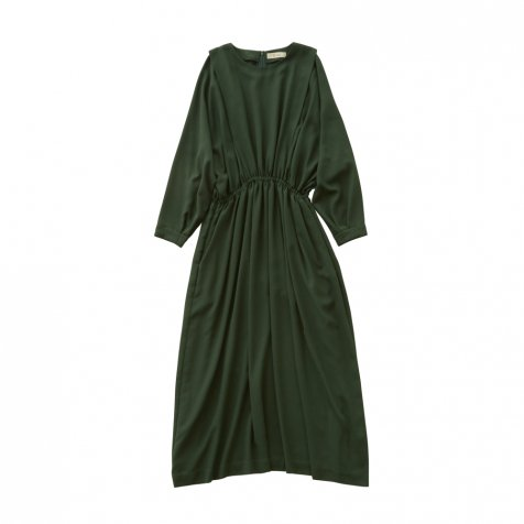 【20%OFF】witch long dress -adult- green