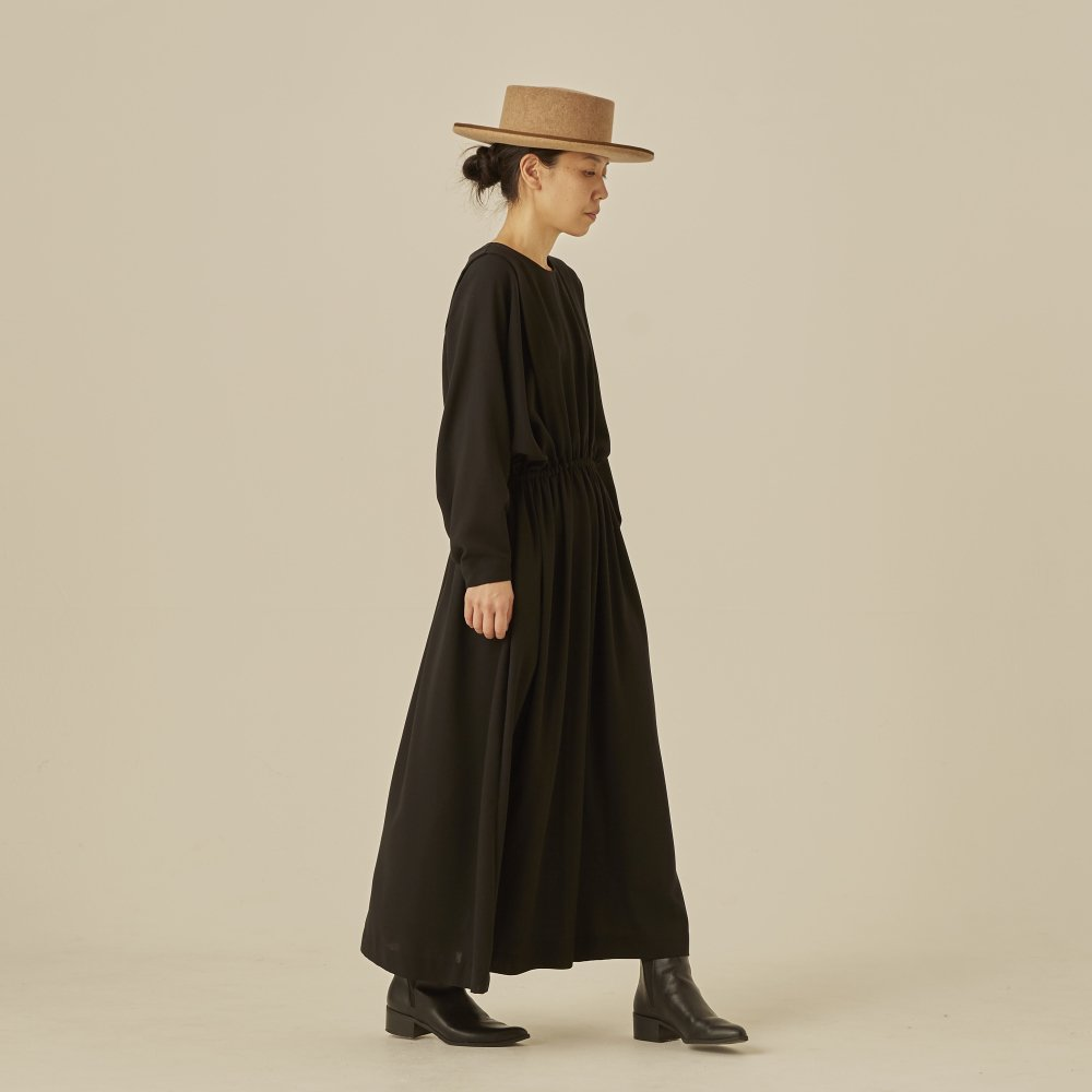 【20%OFF】witch long dress -adult- black img5