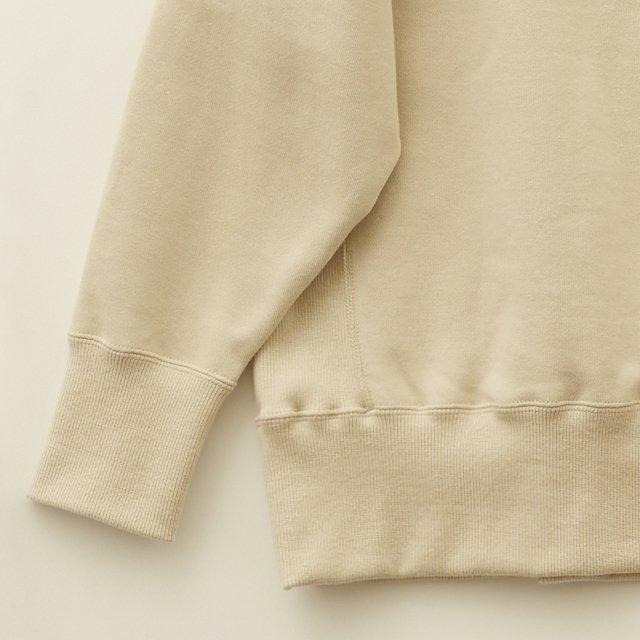 big sweat shirts -adult- ecru img2