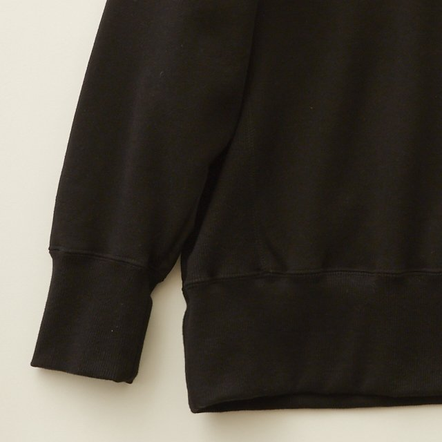 【追加販売】big sweat shirts -adult- black img2